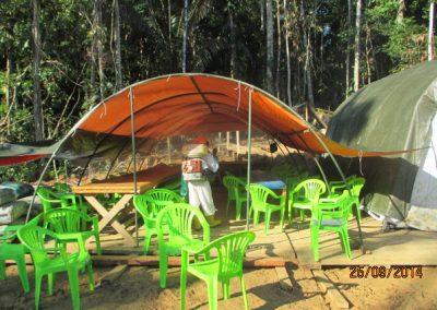 Fumigación de campamento - Obra. Construcción y ejecución de las obras civiles en la planta electrica, distrito de punchana, maynas, loreto (4)