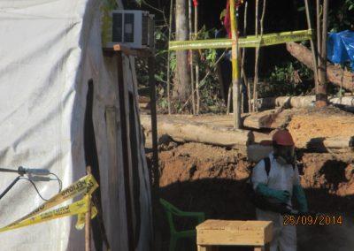 Fumigación de campamento - Obra. Construcción y ejecución de las obras civiles en la planta electrica, distrito de punchana, maynas, loreto(11)