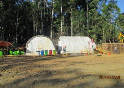 Fumigación de campamento - Obra. Construcción y ejecución de las obras civiles en la planta electrica, distrito de punchana, maynas, loreto(6)