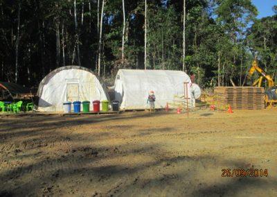 Fumigación de campamento - Obra. Construcción y ejecución de las obras civiles en la planta electrica, distrito de punchana, maynas, loreto(7)