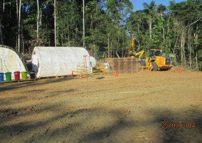 Fumigación de campamento - Obra. Construcción y ejecución de las obras civiles en la planta electrica, distrito de punchana, maynas, loreto(8)