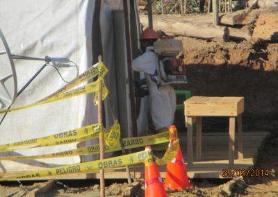 Fumigación de campamento - Obra. Construcción y ejecución de las obras civiles en la planta electrica, distrito de punchana, maynas, loreto(9)